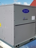 15 Ton Package unit for chain restaurant.