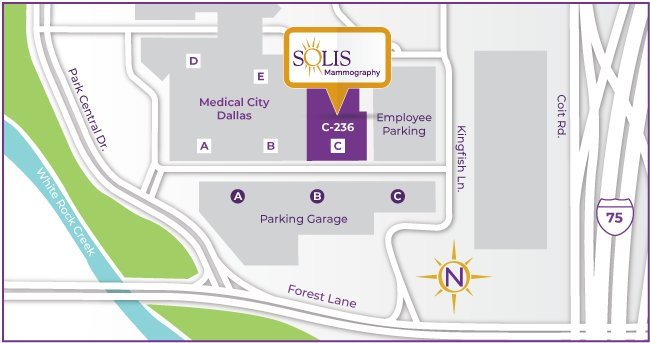 Solis Mammography A Department Of Medical City Dallas 7777 Forest
