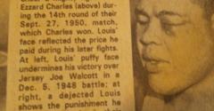 Unforgettable Detroit Trotters - Detroit, MI. Detroit Historical History Joe Lewis, Boxer@ Brewster Wheelers Douglass Recreation Center.