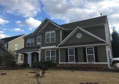 MDJ Roofing & Construction - Lawrenceville, GA. Completed roof by MDJ Roofing and Construction