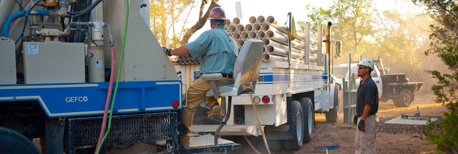 Water Well Drilling & Pump Contractors - Central Texas