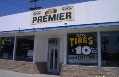 Premier Wheels & Tires - Norwalk, CA