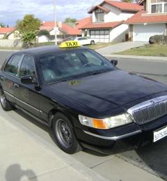 Black Cab - San Diego, CA