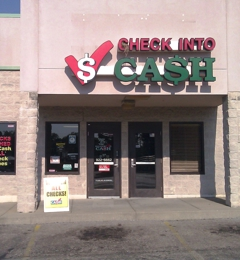 Check Into Cash - Cincinnati, OH
