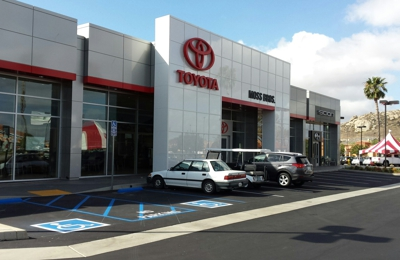 Moss Brothers Toyota   Moreno Valley, CA