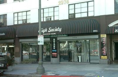 High Society Tailor - Los Angeles, CA