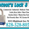 Poteat's Lock And Key