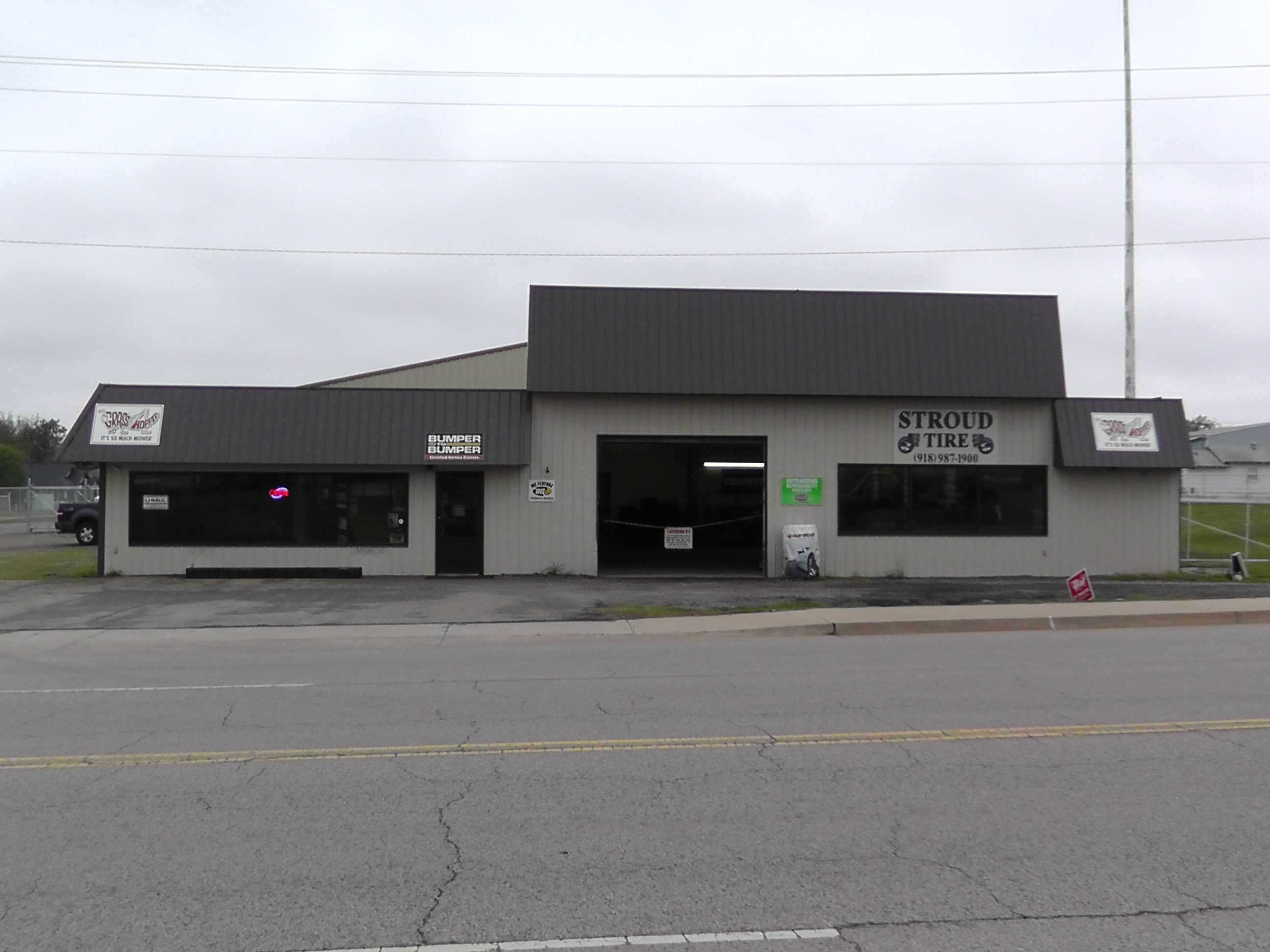 Stroud Tire 220 S 8th Ave Stroud Ok 74079 Closed Yp Com