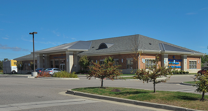 Children S Hospital Of Michigan Specialty Center At Canton