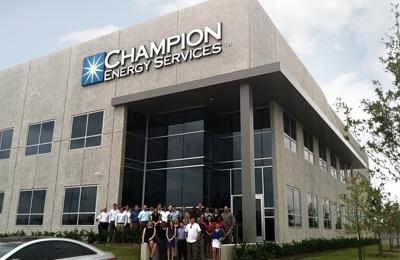 Champion Energy Services - Houston, TX