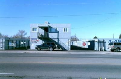 A Air Base Self Storage   Albuquerque, NM