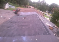 Ray's Roofing - Helena, AR. Owens Corning Roofing all materials from H. M. Ace Lumber Company. Quality is our Style..