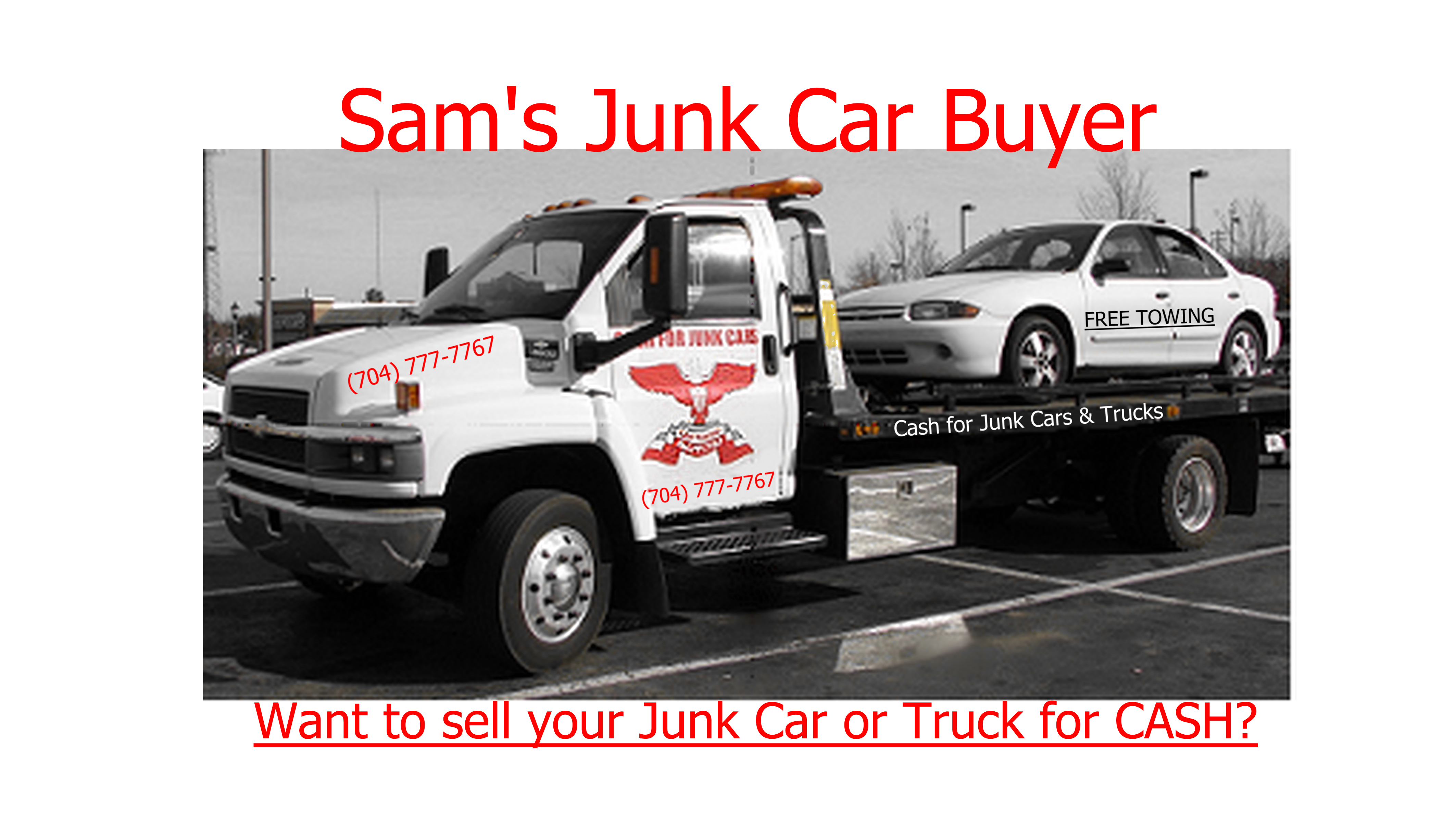 Sam Auto Salvage 2711 Wilkinson Blvd, Charlotte, NC 28208 - YP.com