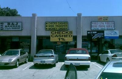 World Check Casher - Charlotte, NC