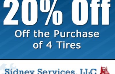 Sidney Services LLC - Bellows Falls, VT