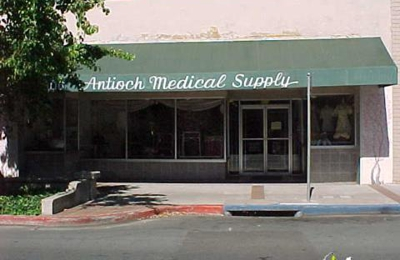 Antioch Medical Supply - Antioch, CA