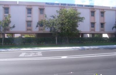 Palmetto Subacute Care Ctr Inc - Miami, FL