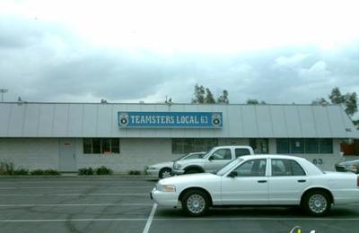 Teamsters Union Local 63 - Rialto, CA