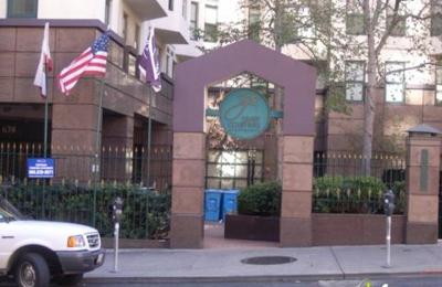 Geary Courtyard Apartments - San Francisco, CA