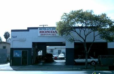 Western Auto Service - San Diego, CA