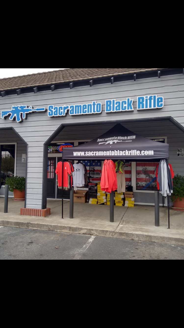 Sacramento Black Rifle 6671 Blue Oaks Blvd Ste 2 Rocklin