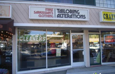 Mike Sarkissian's Tailoring - Woodland Hills, CA