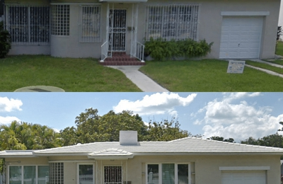 Miami Pressure Washing and Roof Cleaning - Miami, FL. Tile Roof Cleaning in Miami