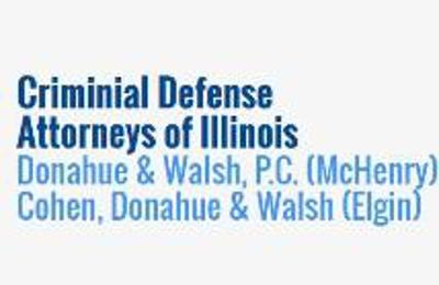 Cohen Donahue & Walsh P.C. - Elgin, IL