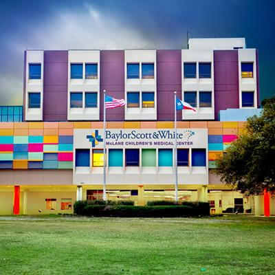 Baylor Scott Amp White Mclane Children S Medical Center