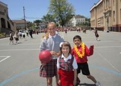 St Vincent De Paul  Elementary School - Petaluma, CA