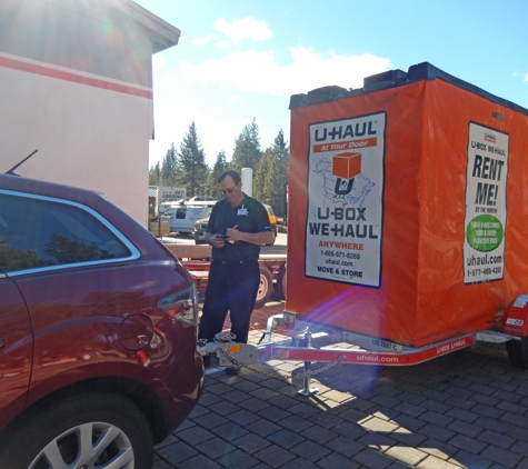 U-Haul Moving & Storage of South Lake Tahoe - South Lake Tahoe, CA