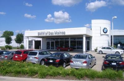 Bmw Of Des Moines 9997 Hickman Rd Urbandale Ia 50322 Yp Com