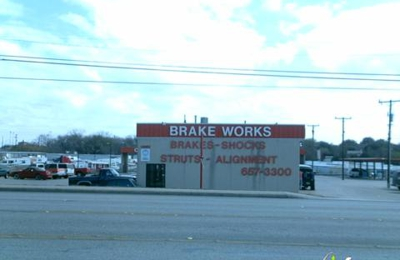 Brake Works - San Antonio, TX
