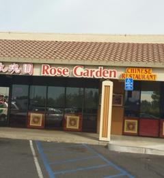 Rose Garden Chinese Restaurant 1079 Sunrise Ave Roseville Ca 95661