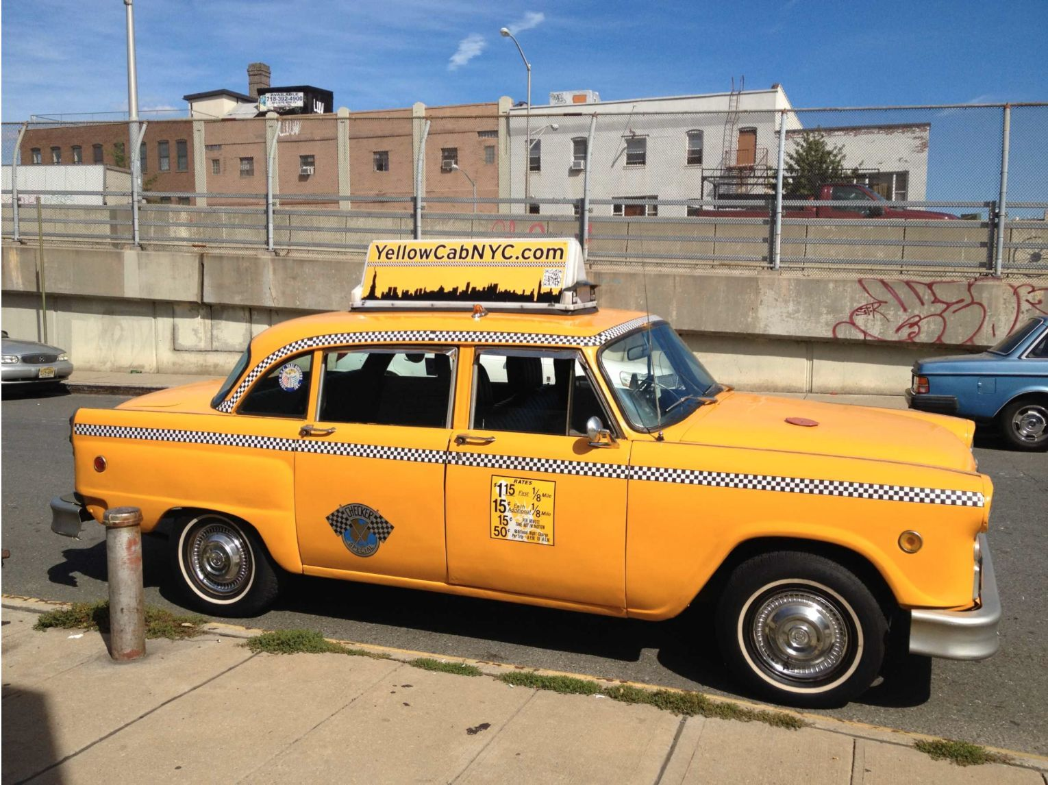 Yellow Cab Nyc Taxi 180 Greenpoint Ave Brooklyn Ny 11222