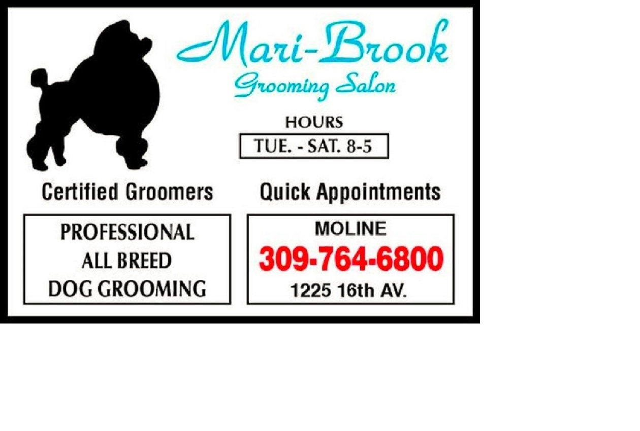 Mari brook grooming salons 1225 16th ave moline il 61265 yp xflitez Image collections