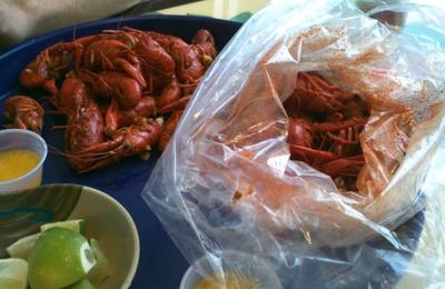 Crabby Crawfish - Houston, TX