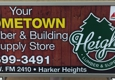 Heights Lumber & Supply Inc. - Harker Heights, TX