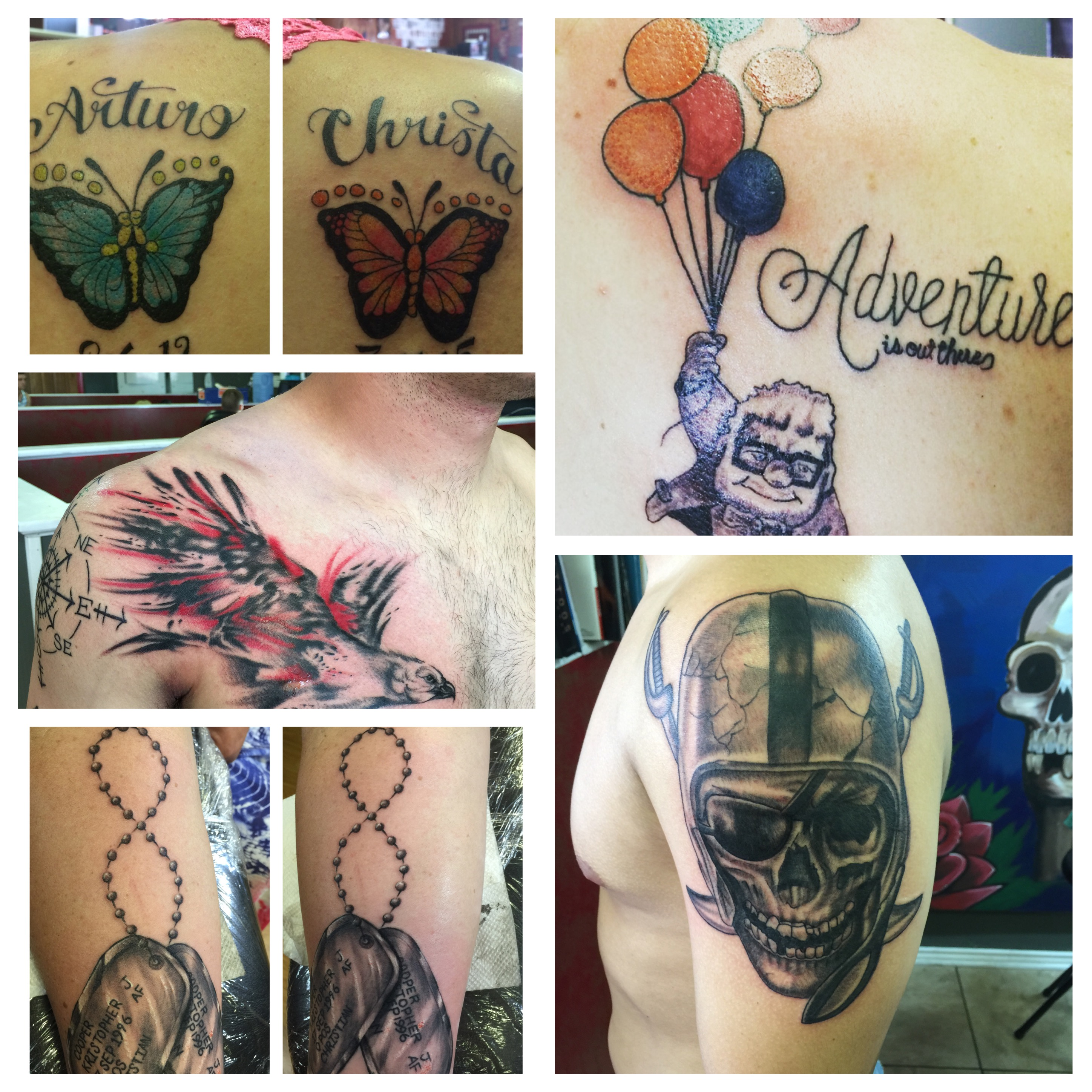 1cafa00533a31 Skin Deep Tattoos 310 Valley Hi Dr, San Antonio, TX 78227 - YP.com