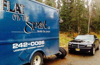 Flat On The Spot Auto Care Center LLC - Anchorage, AK