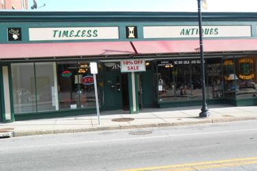 Timeless Antiques & Collectibles