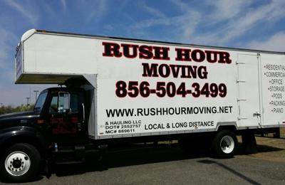 Rush Hour Moving - Sicklerville, NJ