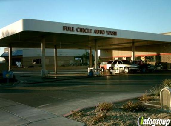 Full Circle Auto Wash - Mesa, AZ
