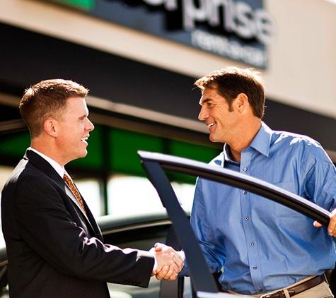 Enterprise Rent-A-Car - Brockton, MA