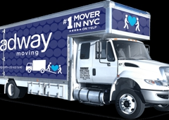 Roadway Moving - New York, NY. Roadway Moving Truck