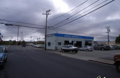 San Carlos Transmissions - San Carlos, CA