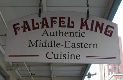 Falafel King - Anchorage, AK