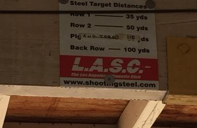 Angeles Shooting Ranges Inc - Sylmar, CA