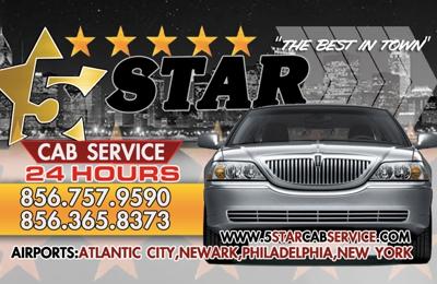 5 Star Cab Services 3920 Westfield Ave Pennsauken Nj 08110 Yp Com