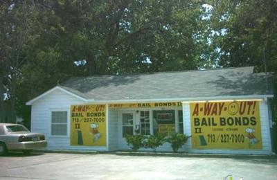 A Way Out Bail Bonds - Houston, TX